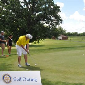 District Golf Event