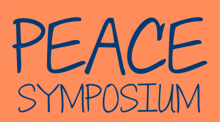 Peace Symposium Home Page Save the Date Image